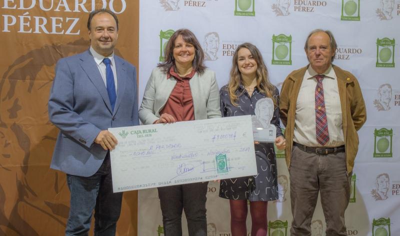 """II Premio de Investigación """"Eduardo Pérez"""" otorgado al grupo """"Análisis y Diseño de Procesos con Fluidos Supercríticos"""""""
